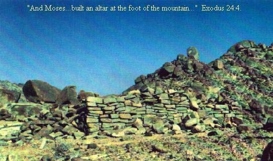Is Jebel Musa the Correct Mt  Sinai?