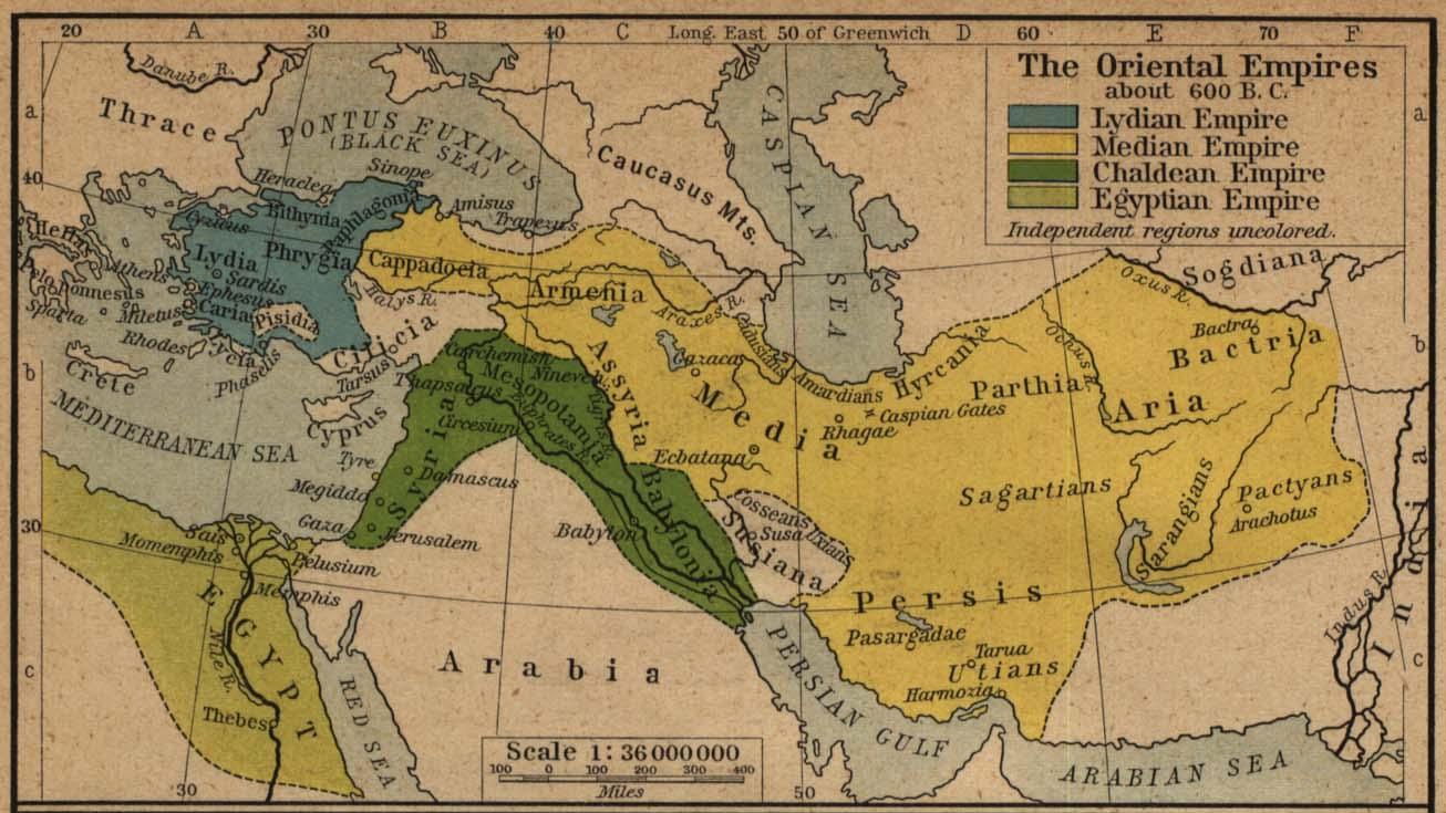 daniels four kingdoms